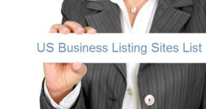 US Business Listing Sites List