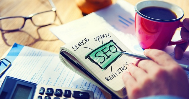 rank in various search engines
