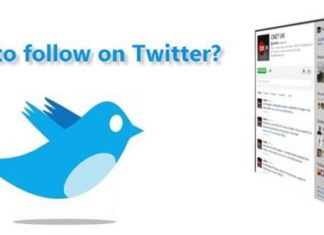 Who To follow on twitter