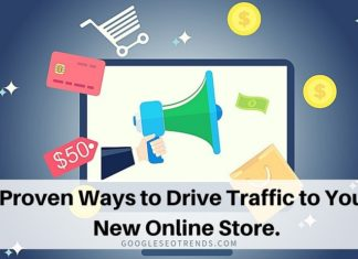 Traffic to Your New Online Store