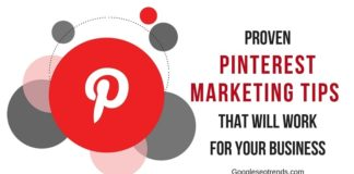 Pinterest Marketing tips