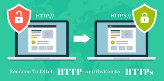 Switch To HTTPs