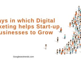 Digital Marketing helps Start-up