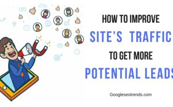 improve site traffic