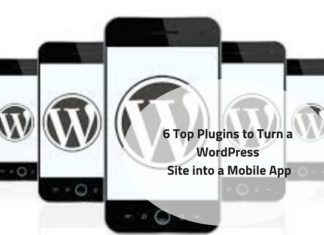 Plugins to Turn a WordPress Site into a Mobile App