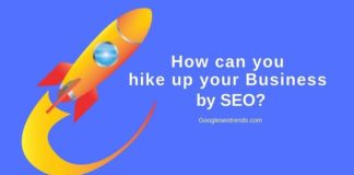 Hike up business using SEO